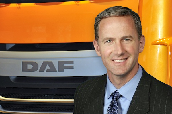 Preston Feight appointed DAF president