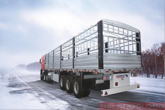 Schmitz Cargobull для самой тяжелой работы