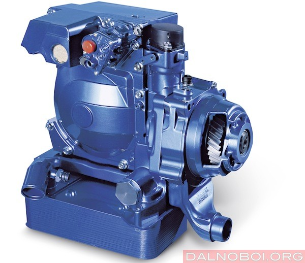 Гидродинамический тормоз замедлитель - ретардер VR 115 HV