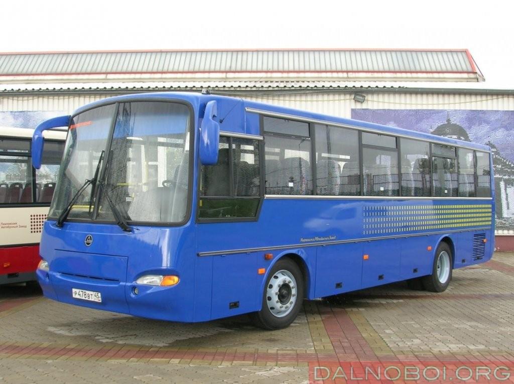 Перекочевавшие с ПАЗа на КАвЗ автобусы семейства Аврора пользуются небольшим, но стабильным спросом в основном у силовых структур и корпоративных заказчиков