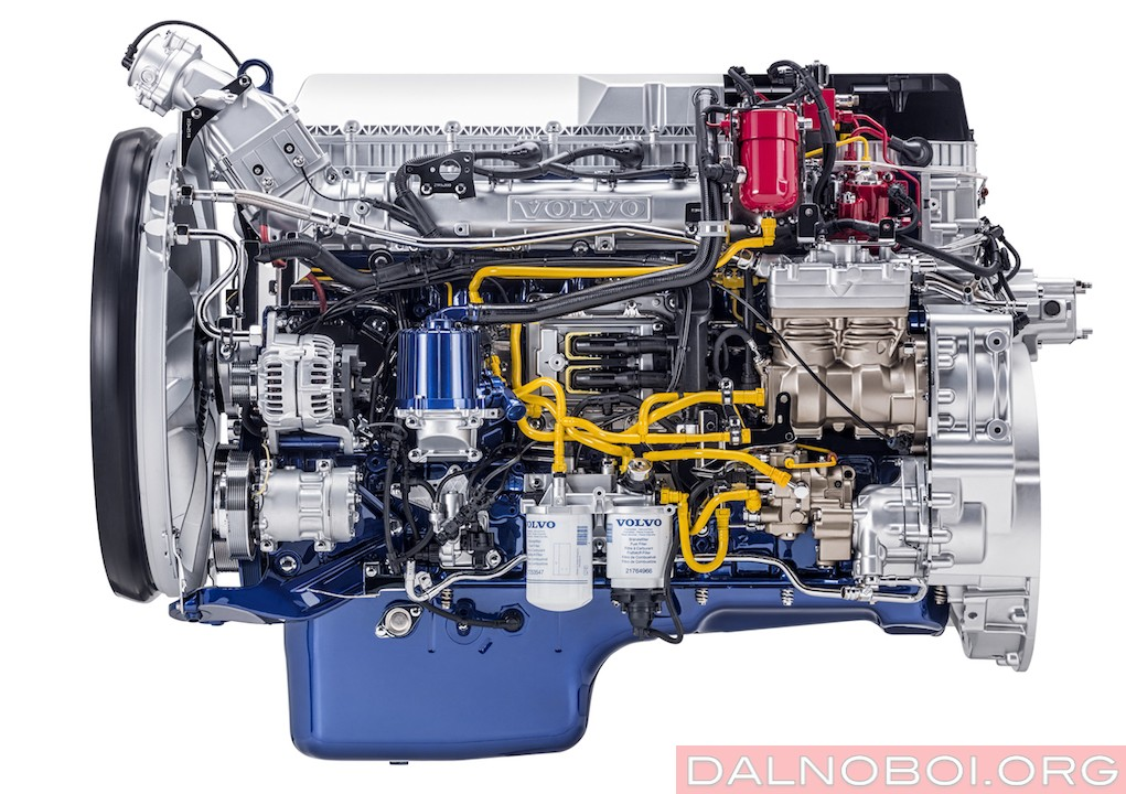 Volvo_LNG_engine