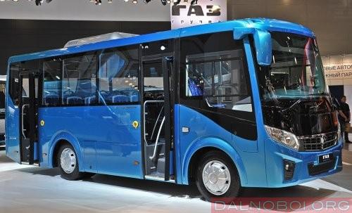 Avtobus Vektor NEXT