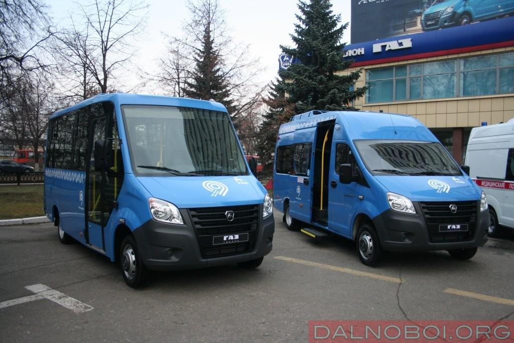 Горьковский автозавод отгружает свою продукцию и компании «Мосгортранс»