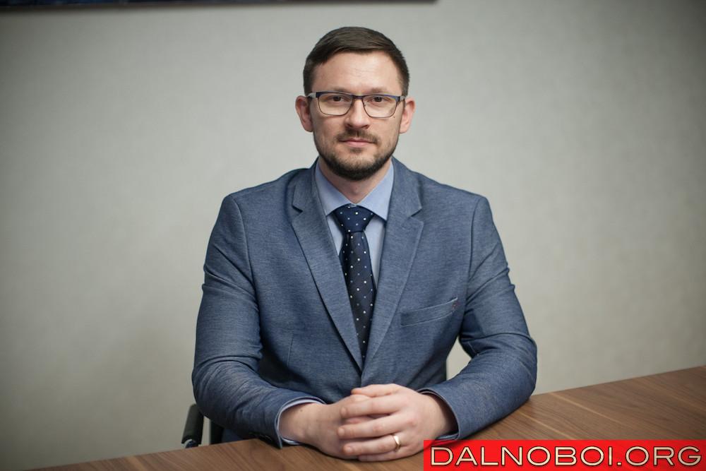 Алексей Черкашин, начальник отдела российского экспедирования логистической компании «ДАКСЕР»